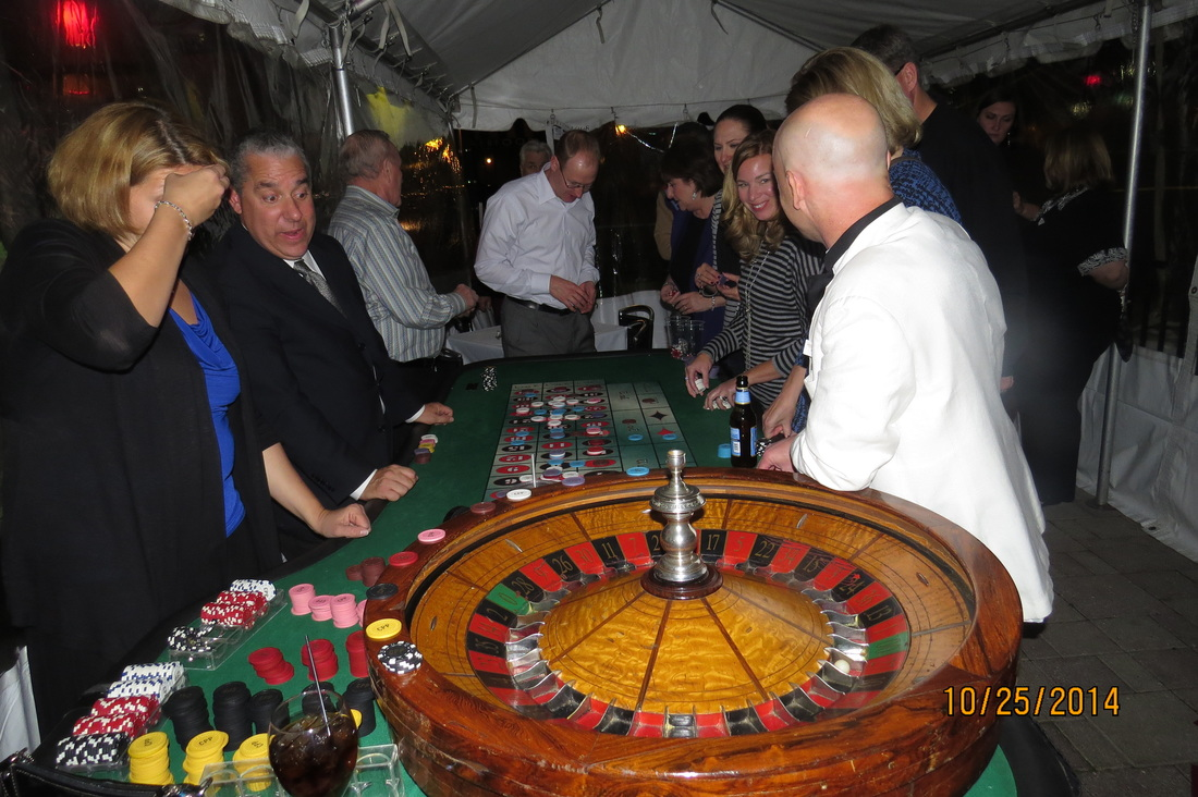 SurvivorVision 2014 Casino Night